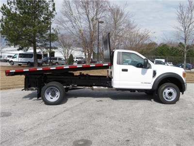 2017 F-550 Regular Cab DRW, Smyrna Truck Platform Body #17T1277 - photo 16