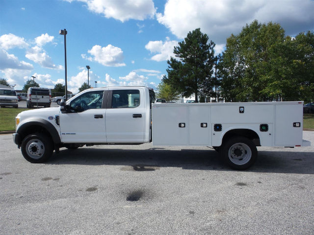 2017 F-450 Crew Cab DRW, Knapheide Service Body #17T493 - photo 7