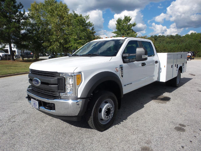 2017 F-450 Crew Cab DRW, Knapheide Service Body #17T493 - photo 3