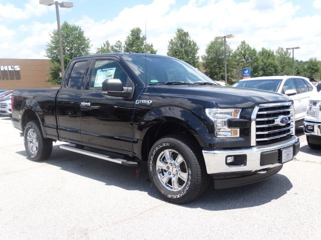 2017 F-150 Super Cab 4x4,  Pickup #17T644 - photo 1