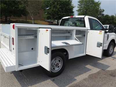 2017 F-250 Regular Cab, Reading SL Service Body Service Body #17T889 - photo 9