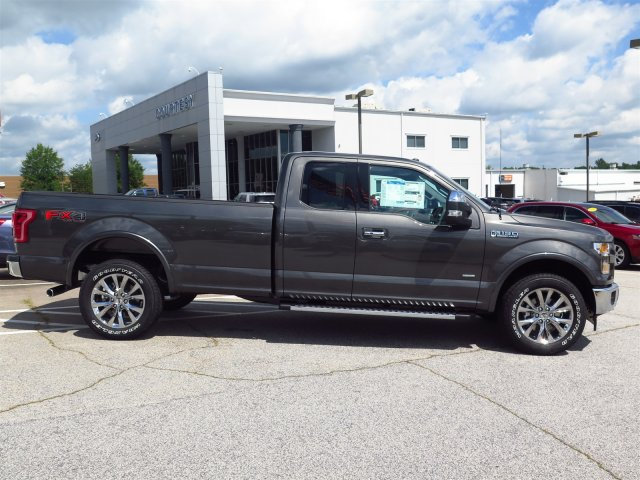 2017 F-150 Super Cab 4x4 Pickup #17T970 - photo 4