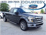 2017 F-150 Super Cab 4x4 Pickup #17T970 - photo 1