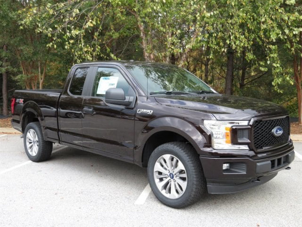 2018 F-150 Super Cab 4x4,  Pickup #18T083 - photo 1