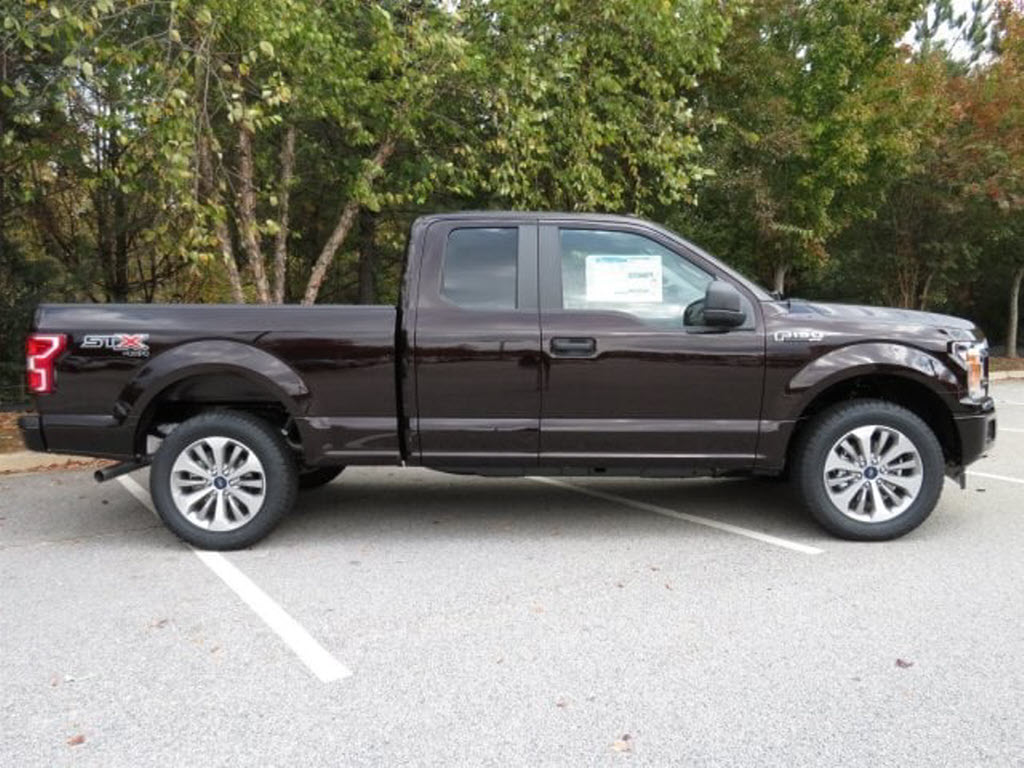 2018 F-150 Super Cab 4x4,  Pickup #18T083 - photo 4