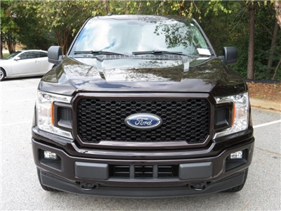 2018 F-150 Super Cab 4x4,  Pickup #18T083 - photo 3