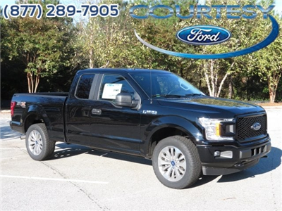 2018 F-150 Super Cab 4x4 Pickup #18T085 - photo 1