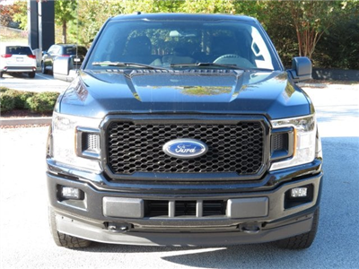 2018 F-150 Super Cab 4x4 Pickup #18T085 - photo 3