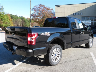 2018 F-150 Super Cab 4x4 Pickup #18T085 - photo 2