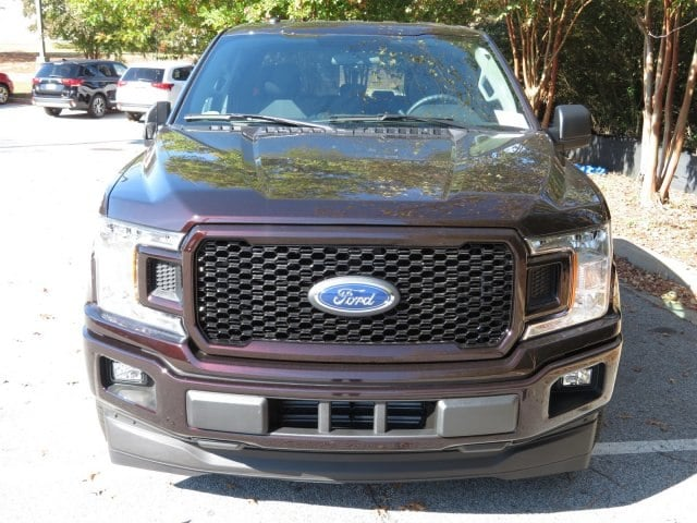 2018 F-150 Super Cab, Pickup #18T102 - photo 3