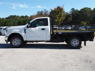 2018 F-250 Regular Cab 4x2,  Platform Body #18T1055 - photo 3