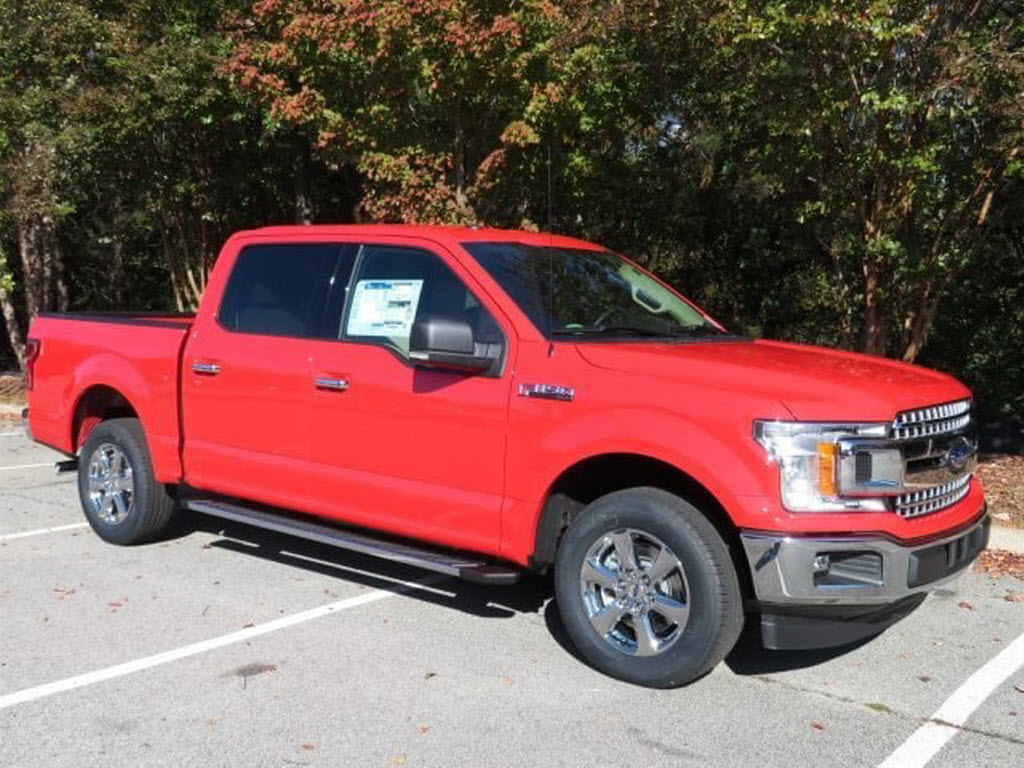 2018 F-150 SuperCrew Cab 4x2,  Pickup #18T144 - photo 1
