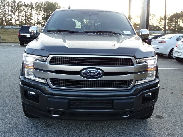 2018 F-150 Crew Cab 4x4, Pickup #18T148 - photo 3