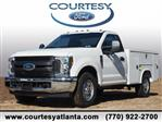 2018 F-250 Regular Cab 4x2,  Reading Service Body #18T1495 - photo 1
