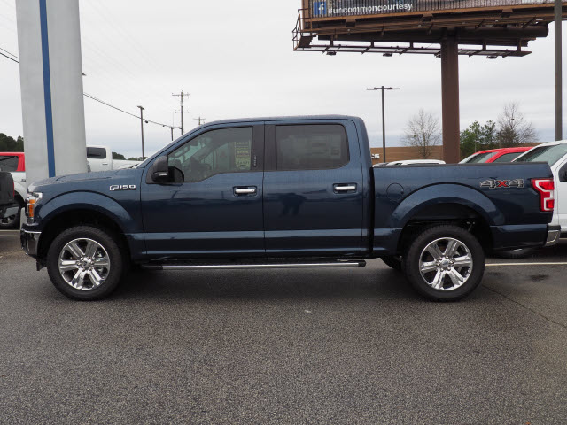 2018 F-150 SuperCrew Cab 4x4,  Pickup #18T1570 - photo 3
