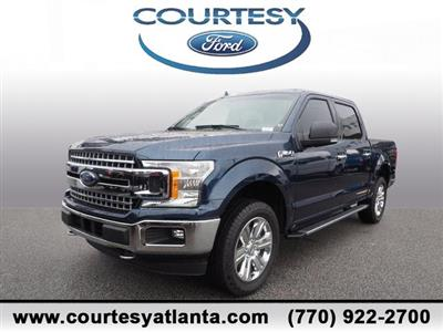 2018 F-150 SuperCrew Cab 4x4,  Pickup #18T1570 - photo 1