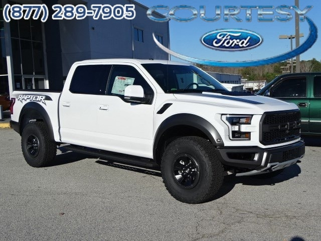 2018 F-150 Crew Cab 4x4 Pickup #18T207 - photo 1