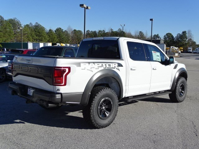 2018 F-150 Crew Cab 4x4 Pickup #18T207 - photo 2