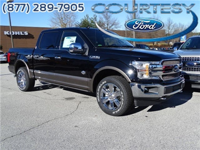2018 F-150 Crew Cab 4x4, Pickup #18T208 - photo 1