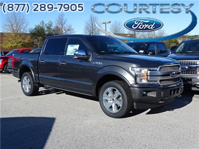 2018 F-150 Crew Cab 4x4, Pickup #18T211 - photo 1