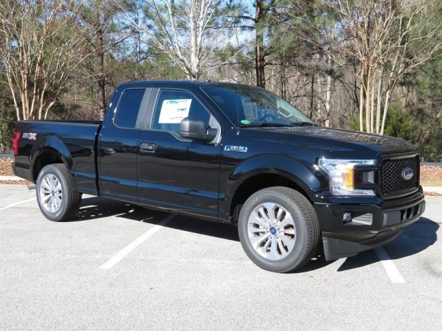 2018 F-150 Super Cab, Pickup #18T346 - photo 1