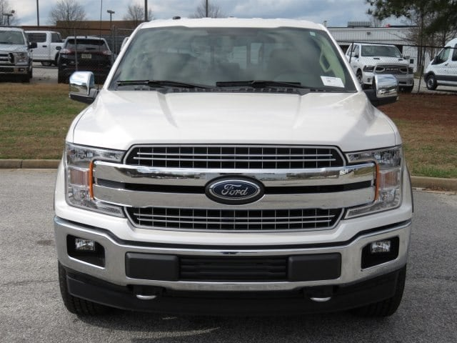 2018 F-150 SuperCrew Cab 4x4, Pickup #18T354 - photo 3