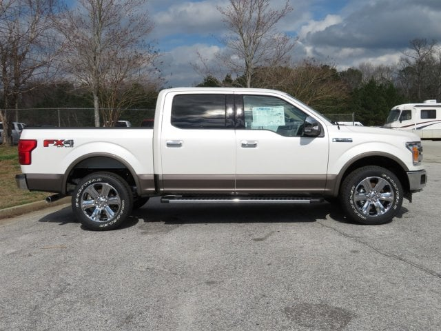 2018 F-150 SuperCrew Cab 4x4, Pickup #18T354 - photo 4