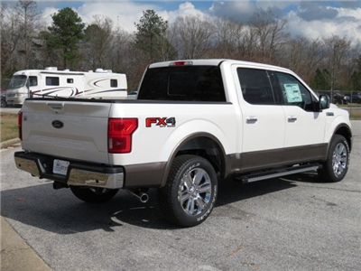 2018 F-150 SuperCrew Cab 4x4, Pickup #18T354 - photo 2