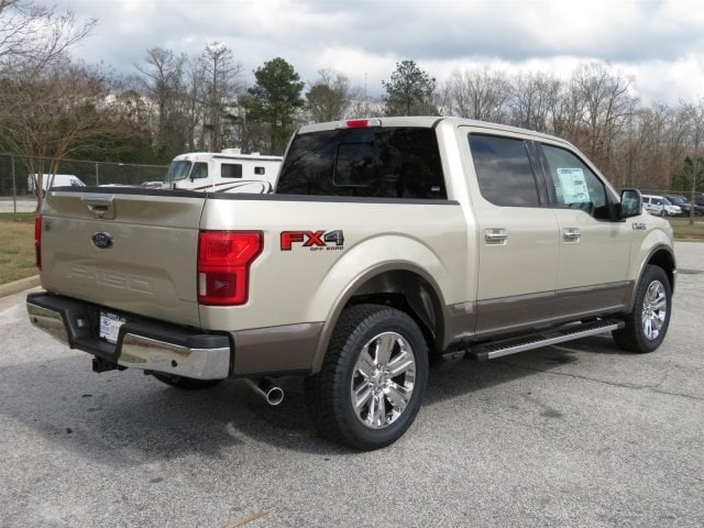 2018 F-150 Crew Cab 4x4, Pickup #18T378 - photo 2