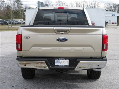 2018 F-150 Crew Cab 4x4, Pickup #18T378 - photo 5