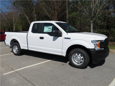 2018 F-150 Super Cab, Pickup #18T411 - photo 1