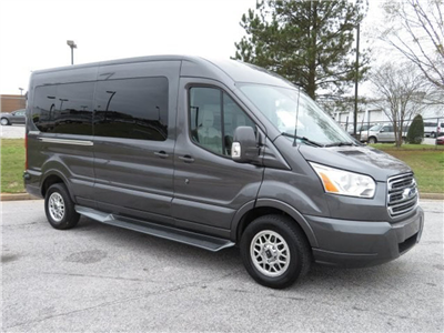 2017 Transit 250 Med Roof,  Passenger Wagon #18T557 - photo 1