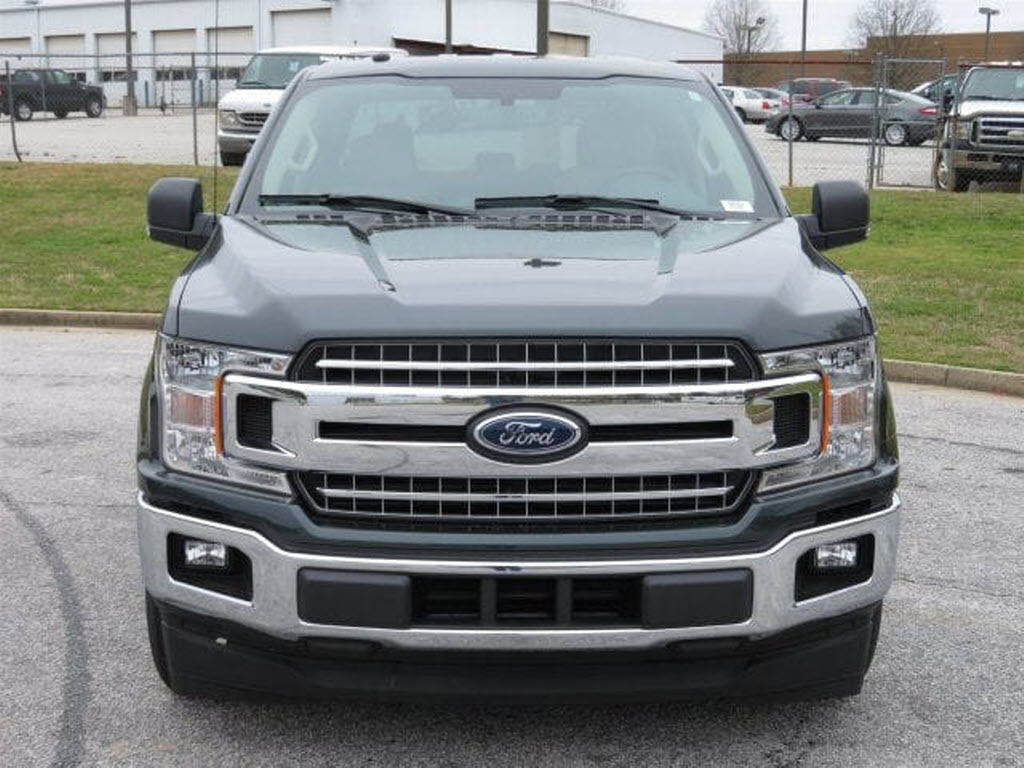 2018 F-150 SuperCrew Cab 4x2,  Pickup #18T567 - photo 3