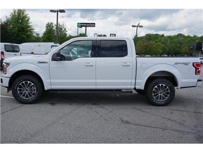 2018 F-150 SuperCrew Cab 4x4,  Pickup #18T607 - photo 18
