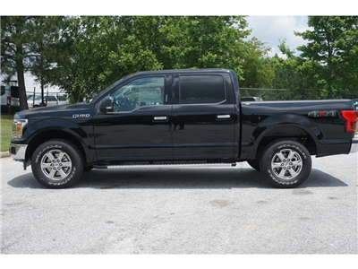 2018 F-150 SuperCrew Cab 4x4,  Pickup #18T701 - photo 18