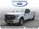 2018 F-250 Super Cab 4x2,  Reading SL Service Body #18T718 - photo 1