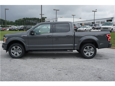 2018 F-150 SuperCrew Cab 4x4,  Pickup #18T744 - photo 15