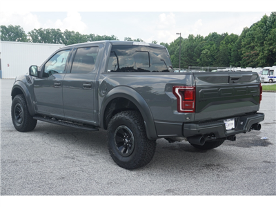 2018 F-150 SuperCrew Cab 4x4,  Pickup #18T770 - photo 2