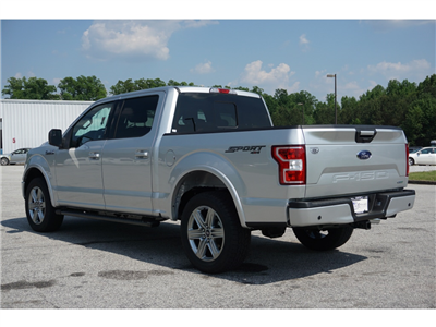 2018 F-150 SuperCrew Cab 4x4,  Pickup #18T779 - photo 2