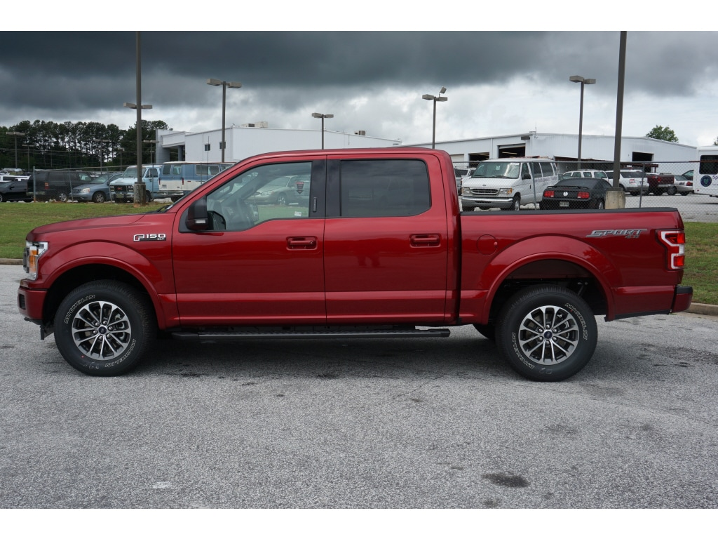 2018 F-150 SuperCrew Cab 4x4,  Pickup #18T795 - photo 17