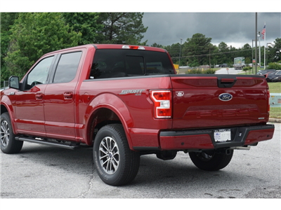 2018 F-150 SuperCrew Cab 4x4,  Pickup #18T795 - photo 2