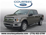 2018 F-150 SuperCrew Cab 4x4,  Pickup #18T868 - photo 1