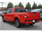 2018 F-150 SuperCrew Cab 4x2,  Pickup #18T879 - photo 2