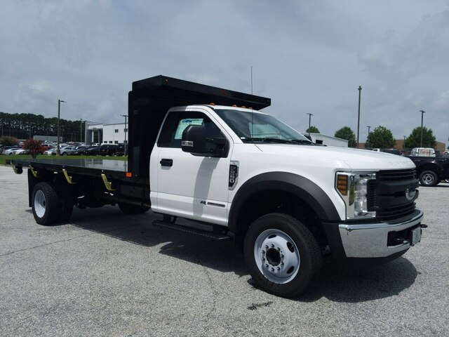 2019 F-550 Regular Cab DRW 4x2, PJ's Platform Body #19T1324 - photo 23