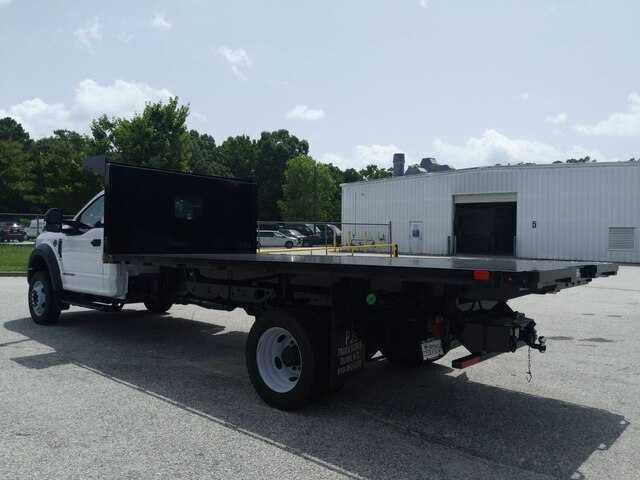 2019 F-550 Regular Cab DRW 4x2, PJ's Platform Body #19T1324 - photo 4