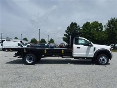 2019 F-550 Regular Cab DRW 4x2, PJ's Platform Body #19T1324 - photo 6