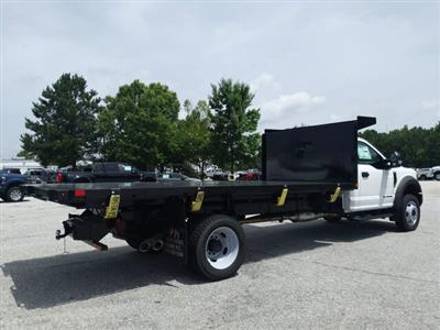 2019 F-550 Regular Cab DRW 4x2, PJ's Platform Body #19T1324 - photo 2