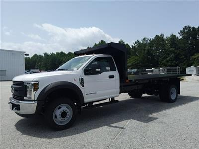 2019 F-550 Regular Cab DRW 4x2, PJ's Platform Body #19T1324 - photo 7