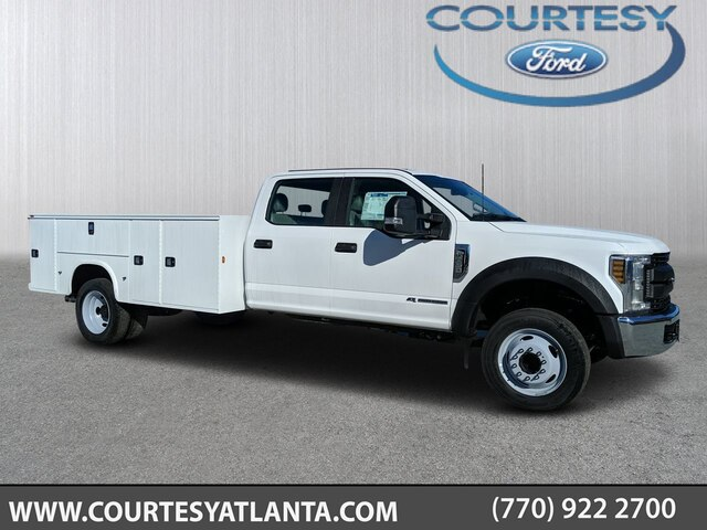 2019 F-450 Crew Cab DRW 4x2, Reading Service Body #19T1944 - photo 1