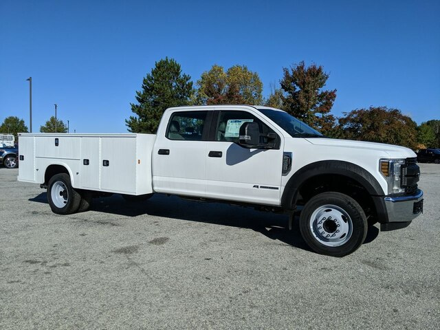 2019 F-450 Crew Cab DRW 4x2, Reading Classic II Steel Service Body #19T1944 - photo 3